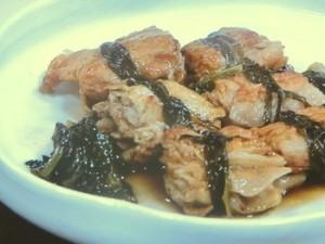 ミルフィーユ東坡肉(トンポーロー)