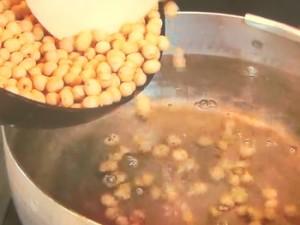 秋なすの大豆そぼろがけ