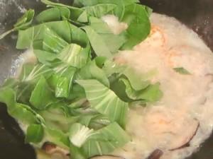 鶏団子のオイスタークリーム煮