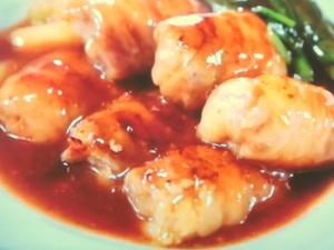 豚バラ肉の角煮風