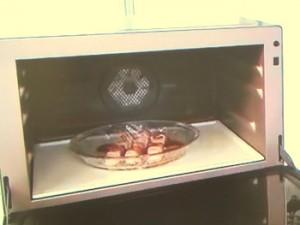 餅のはさみ焼き