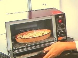 味噌風味の餅グラタン