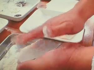 ピリ辛!ブリの照り焼き丼