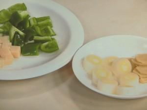 鶏むねカシューナッツ炒め