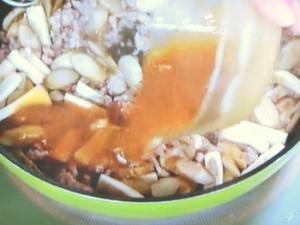 ごぼう味噌の混ぜごはん