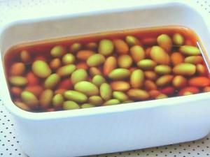 万能浸し枝豆