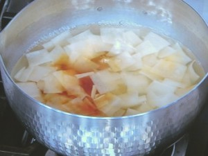 かんぴょうの戻し方・炊き方