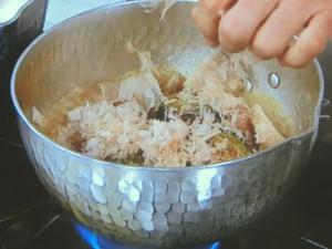 ゴーヤーと豚肉の煮つけ
