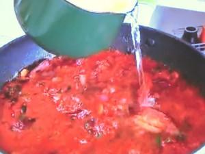 もこみち流 オリジナル マルゲリータスープ