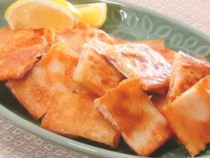 鶏ひき肉の焼き春巻