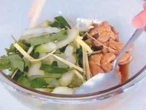 豚ヒレ肉のガーリック醤油