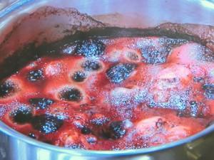 栗の渋皮煮