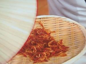 桜えびの炒り煮
