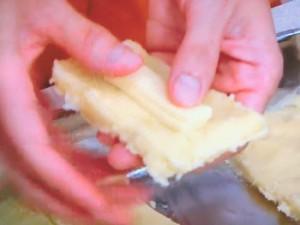 さつま芋のチーズコロッケ
