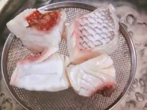 きのこと白身魚の土瓶蒸し風