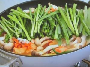 もこみち流 タラの韓国風煮