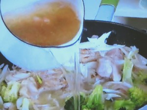 もこみち流 鶏肉と玉ねぎのスープ