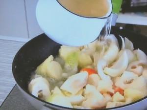 根菜のクリームシチュー