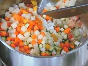イタリア風 野菜の煮込み