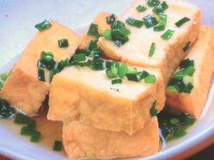 ベトナム風揚げだし豆腐