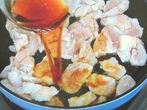 鶏むねの甘酢煮
