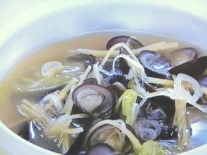 しじみの中華スープ