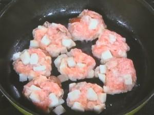 長芋の煎り焼き