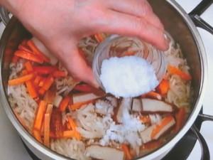 切り干し大根の煮物