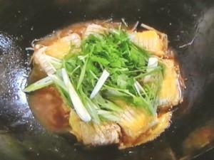 タチウオのさっと煮