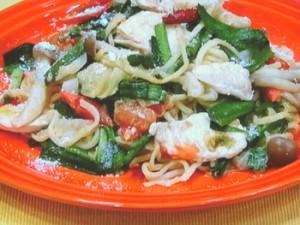 野菜たっぷりイタリアン焼きそば