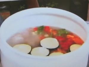 もこみち流 タイ風 鶏むね肉のココナツミルクスープ