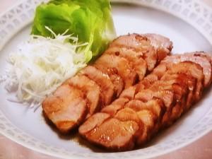 レンジ焼き豚