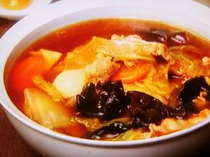 五目うま煮麺