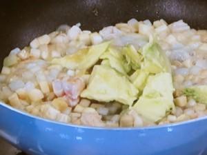 アボカドのココナツミルク風味焼き