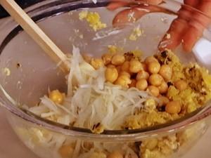 スイートポテトマッシュサラダ