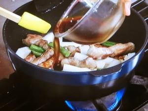 長芋のブータレ炒め