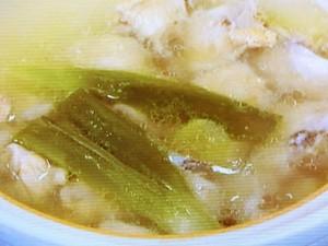 ごぼたんぽ鍋