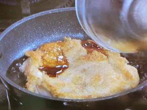 鶏の照り焼きサンド