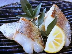 白身魚のこうじ漬け