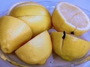 スパイスレモン塩