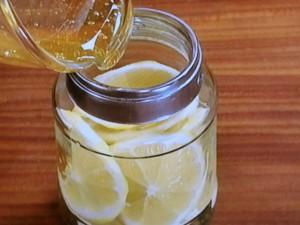 レモンシロップ