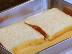 ハムサンドフレンチトースト