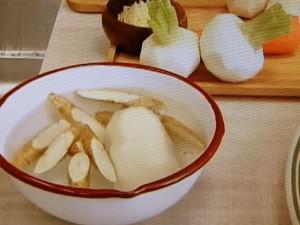 もこみち流 根菜のシチュー