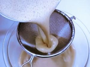 豆乳コーヒーゼリー