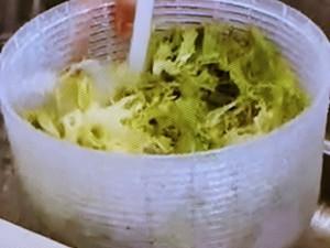 もこみち流 シュリンプのグリーンサラダ