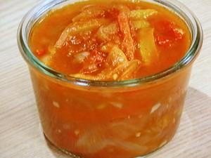 パプリカのトマト煮