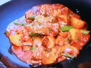 もこみち流 スペアリブのトマト煮込み