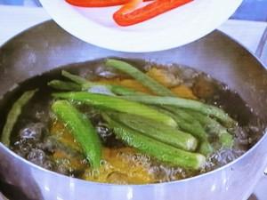 ゆで野菜のヨーグルトソース