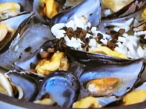 もこみち流 ムール貝の辛炒め