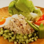 雑穀ライスサラダ